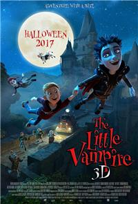 The Little Vampire 3D (2017) Poster