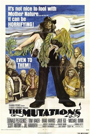 The Mutations (1974) 1080p Poster
