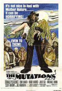 The Mutations (1974) Poster