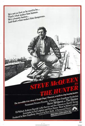 The Hunter (1980) 1080p Poster