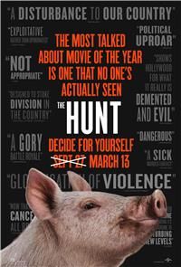 The Hunt (2020) 1080p Poster