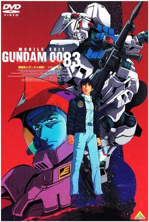 Mobile Suit Gundam 0083: Afterglow of Zeon (1992) Poster