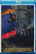 Remo Williams The Adventure Begins (1985) Poster