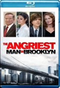 The Angriest Man in Brooklyn (2014) Poster