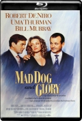 Mad Dog and Glory (1993) 1080p Poster