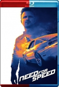 Need for Speed (2014) 3D Poster