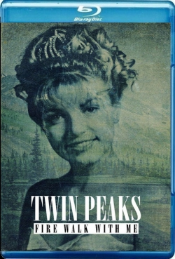 Twin Peaks Fire Walk with Me (1992) Poster