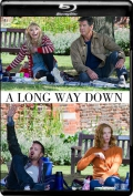 A Long Way Down (2014) 1080p Poster