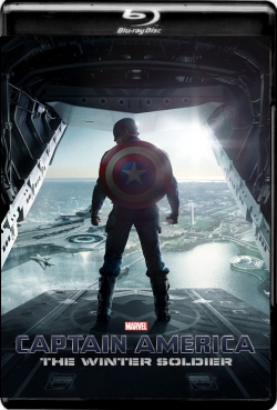 Captain America The Winter Soldier (2014) 1080p Poster