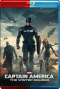 Captain America The Winter Soldier (2014) 3D Poster