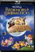 Bedknobs and Broomsticks (1971) 1080p Poster