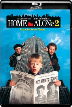 Home Alone 2 Lost in New York (1992) 1080p Poster