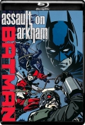 Batman Assault on Arkham (2014) 1080p Poster