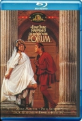 A Funny Thing Happened on the Way to the Forum (1966) Poster
