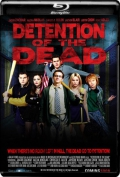 Detention of the Dead (2012) 1080p Poster