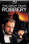 The Great Train Robbery (1978) 1080p Poster