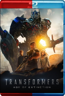 Transformers Age of Extinction (2014) 3D Poster