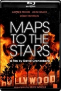 Maps to the Stars (2014) 1080p Poster