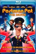 Postman Pat The Movie (2014) Poster