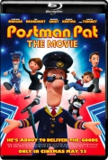 Postman Pat The Movie (2014) 1080p Poster