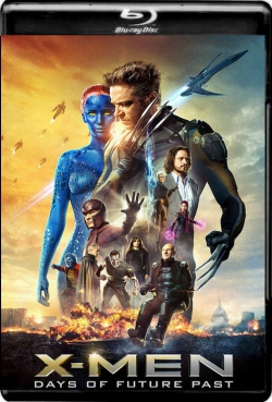 X-Men Days of Future Past (2014) 1080p Poster
