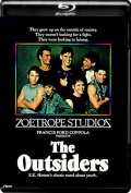 The Outsiders (1983) 1080p Poster