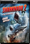 Sharknado 2 The Second One (2014) 1080p Poster