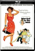 Married to the Mob (1988) 1080p Poster