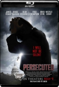 Persecuted (2014) 1080p Poster