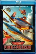 Planes Fire and Rescue (2014) Poster