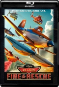 Planes Fire and Rescue (2014) 1080p Poster