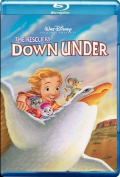 The Rescuers Down Under (1990) Poster