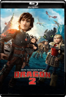 How to Train Your Dragon 2 (2014) 1080p Poster