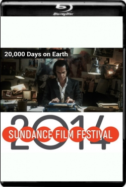 20,000 Days on Earth (2014) 1080p Poster