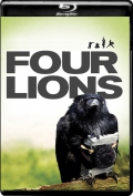 Four Lions (2010) 1080p Poster