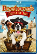 Beethoven's Treasure Tail (2014) Poster