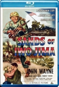 Sands of Iwo Jima (1949) Poster