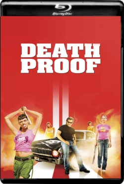 Death Proof (2007) 1080p Poster