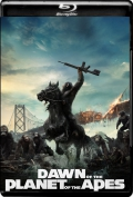 Dawn of the Planet of the Apes (2014) 1080p Poster
