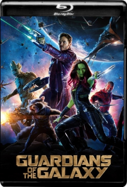 Guardians of the Galaxy (2014) 1080p Poster
