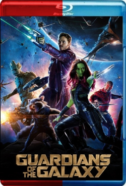 Guardians of the Galaxy (2014) 3D Poster