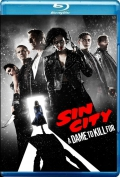 Sin City A Dame to Kill For (2014) Poster