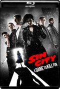Sin City A Dame to Kill For (2014) 1080p Poster