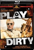 Play Dirty (1969) 1080p Poster