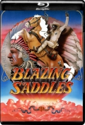 Blazing Saddles (1974) 1080p Poster
