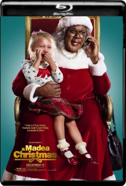 Tyler Perry's A Madea Christmas (2013) 1080p Poster