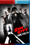 Sin City A Dame to Kill For (2014) 3D Poster