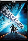 The Hitchhiker's Guide to the Galaxy (2005) 1080p Poster
