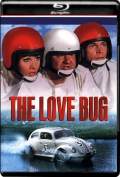 The Love Bug (1968) 1080p Poster