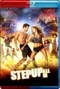 Step Up All In (2014) 3D Poster